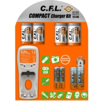 Cfl Compact Charger Kit 725 Hb