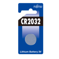 Fujitsu Cr2032 3V Lithium Pil Blister