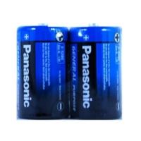 Panasonic Man. R20Be/2Ps Büyük Pil Shrink
