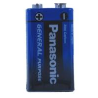 Panasonic Man. 6F22Be/1S 9V Pil Shrink