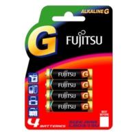Fujitsu Aaa Lr03 Alkaline G İnce Kalem Pil 43 Lü Blister