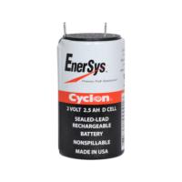 Cyclon 2V 2.5 Ah D Cell Pil