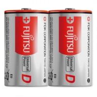 Fujitsu Universal Power Lr20 Alkaline Büyük Boy D Size Pil 2Li Shrink