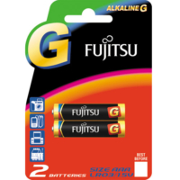 Fujitsu Aaa Lr03 Alkaline G İnce Kalem Pil 2Li Blister