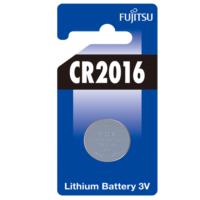 Fujitsu Cr2016 3V Lithium Pil Blister
