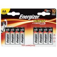 Energizer Base Kalem Pil / Aa 8Li Blister