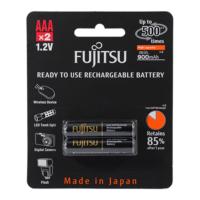 Fujitsu 1.2V 900 Mah Aaa R2U Şarjli Batarya