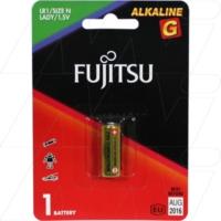 Fujitsu Lr1 N Size Lady Alkaline Blister Pil
