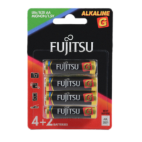 Fujitsu Aa Lr06 Alkaline G Kalem Pil 4+2 Li Blister