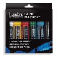 Liquitex Paint Marker Wide 6 Set