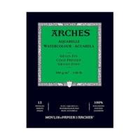 Arches Suluboya Blok Defter - Orta Doku - 300 gr 14,8 x 21 cm (A5) 12 Yp.