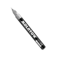 Molotow™ Grafx 128Pp Fineliner - Silver