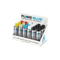 Flame Blue 18 x 200 ml Sprey Boya