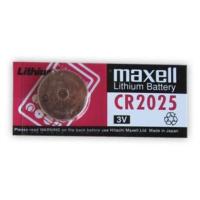 Lityum Pil 3V Cr 2025 Maxell 2 Adet