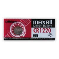 Lityum Pil 3V Cr 1220 Maxell 2 Adet