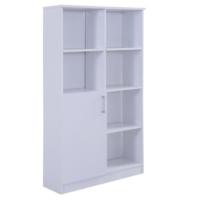 Alpino İnci Ofis Kitaplık - Beyaz