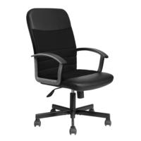 Max Office Easy File Kumaş Yönetici Koltuğu Siyah