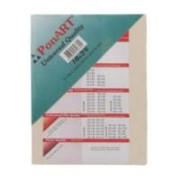 Ponart Universal Quality 18x24 Tuval