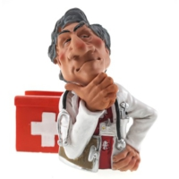 Gp Doktor Erkek Kartvizitlik