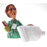 Gp Diş Doktoru Bayan Kartvizitlik