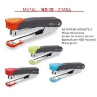 Gıpta Zımba Metal 10 - 4 Renk Mix