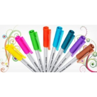 Pensan Tribal Tükenmez Kalem Renkli (Pembe)