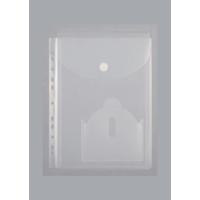 Comix A4 Çırtlı Delikli CD'li Dosya Dik A6990