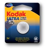 Kodak CR2032 Lityum Para Pil Tekli