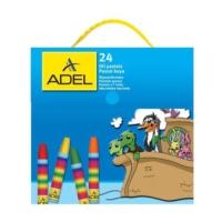 Adel Pastel Boya 1824 Çantalı 24 Renk