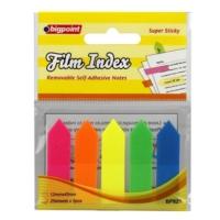 Bigpoint Bp821 Yapışkanlı Film İndex Ok 5 Renk