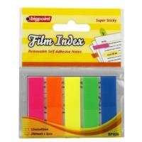 Bigpoint Bp820 Yapışkanlı Film İndex 5 Renk