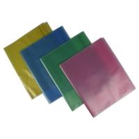 Bigpoint Kitap Kabı 5'li Paket Tam Renk - Şeffaf