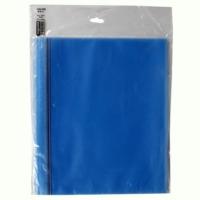 Bigpoint Kitap Kabı 5'li Paket Tam Renk - Mavi