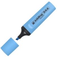 Edding 344 Fosforlu Kalem Renk - Mavi