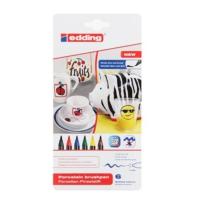 Edding Porselen Kalemi 6'lı Standart Set Ed4200K6000