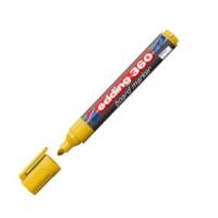 Edding 360 Tahta Kalemi Renk - Sarı