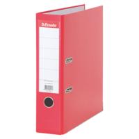 Esselte Le9940 Ekonomik Plastik Geniş Klasör Renk - Kırmızı
