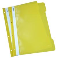 Esselte 4199 Plastik Telli Dosya 50'li Renk - Sarı