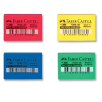 Faber-Castell 7098-36 Pvc-Free Renkli Silgi