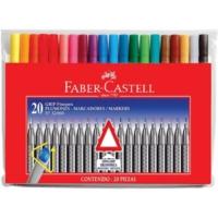Faber-Castell Grip Finepen 0,4Mm 20'li Poşet