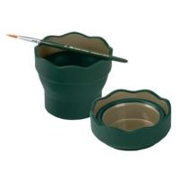 Faber-Castell Suluboya Sulugu Renk - Yeşil