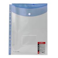 Globox 6226 A4 Üstten Çıtçıtlı Dosya Renk - Mavi