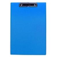 Globox A4 Kapaksız Plastik Sekreterlik Renk - Mavi