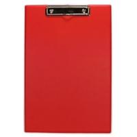 Globox A4 Kapaksız Plastik Sekreterlik Renk - Kırmızı