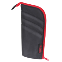 Herlitz Siyah - Kırmızı Kalem Kutu 504
