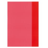 Herlitz A4 Kırmızı Defter Kabı 036