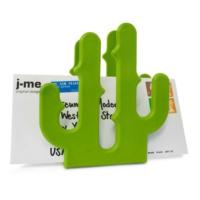 J-Me Cactus Letter Holder - Kaktüs Mektupluk Beyaz