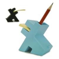 J-Me Lucky Sticky Pad Holder - Not Kağıtlarını Tutan Kalemlik Siyah
