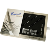 Kaweco Kaligrafi Kalem Seti Siyah 10000229