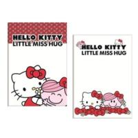 Keskin Color Hello Kitty A5 Pp Kapak 40 Yaprak Kareli Dikişli Defter